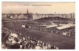 BELGIQUE - OSTENDE Champs De Courses Wellington - Oostende