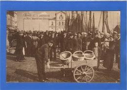 BELGIQUE - OSTENDE Au Port, Marché Aux Crevettes - Oostende