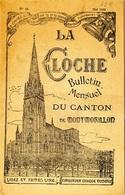 Montmorillon 86500 La Cloche N°16 De Mai 1932 016CP08 - 1900 - 1949