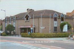 HERK-DE-STAD: Postkantoor 2004 - ZELDZAAM / RARE - Herk-de-Stad