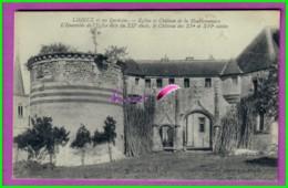 CPA - 14 - LISIEUX - Eglise Et Chateau De La Houblonniere - Lisieux