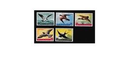 G402. San Marino / 1959 / Birds / Aves / Oiseaux / Mallard / Columba - Entenvögel