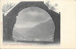 Suisse - Glaris -Linthal Vue Depuis La Klausenstrasse 19xx TB - GL Glaris