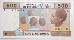 Gabon - 500 Francs - 2002 - PICK 406Aa.3 - NEUF - États D'Afrique Centrale
