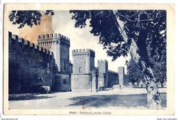 Rieti - Barriera Porta Cintia - 1930. - Rieti