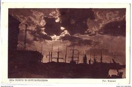 Nel Porto Di Civitavecchia (Roma) - 1930. - Civitavecchia