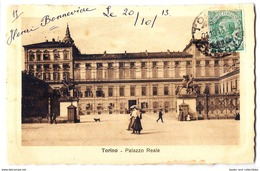 Torino - Palazzo Reale - 1913. - Palazzo Reale