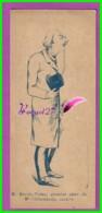 Image Chromo CREMIEUX CAEN - Tailleur Inovateur De Costume - M. Bec De Plume Premier Clerc De Mc Fichelekamp Notaire - Autres