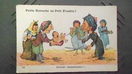 THCARTE DE HUMOUR N° DE CASIER A 127CIRCULE - Humour