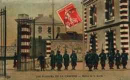 88 - BRUYERES - 152e RI - Les Plaisirs De La Caserne - Relève De La Garde - Bruyeres