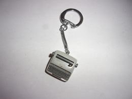 PORTE CLEF Machine A Ecrire Ibm - Key-rings