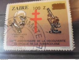 ZAIRE TIMBRE N°1015 - 1990-96: Oblitérés