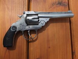 Revolver A Brisure En 38 S&w - Armes Neutralisées