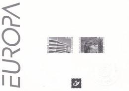 Feuillet 2391 3292 Europa Vacances - Feuillets Noir & Blanc