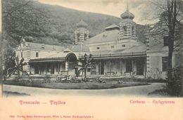 Czech Rep. - TRENCIN - Curpark - Czech Republic