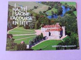 Chateau De Ray Sur Saône Tdf2017.hautesaône.fr Haute Saône Franche Comté - Frankreich