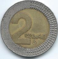 Georgia - 2006 - 2 Lari - KM94 - Géorgie