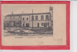 57 UECKINGEN - UCKANGE   Restauration TEITGEN - France