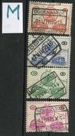 369/372 Premier Choix Ø  Cote 130,-euros - Chemins De Fer