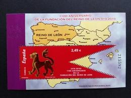SPANIEN BLOCK 193 POSTFRISCH(MINT) 1100 JAHRE LEON 2010 - Blocs & Feuillets