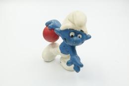 Smurfs Nr 20051#1 - *** - Stroumph - Smurf - Schleich - Peyo - Bowling - Smurfs