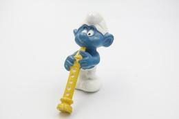 Smurfs Nr 20095#1 - *** - Stroumph - Smurf - Schleich - Peyo - Whistle - Smurfen