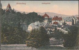 Liebiegshöhe, Reichenberg, C.1910s - L & P AK - Czech Republic