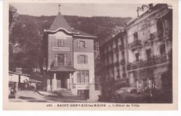SAINT GERVAIS LES BAINS - Saint-Gervais-les-Bains