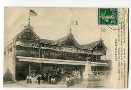 Ref 201 - MONTALIVET-les-BAINS - Hôtel Et Café De L'Avenue - Raoul Baudouin Propriétaire (1910) - Altri Comuni