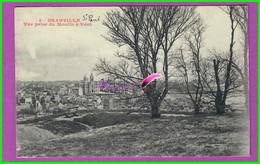 CPA - 50 - GRANVILLE -  Panorama Vue Prise Du Moulin à Vent- Vue Sur Saint Paul - Granville