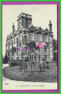 CPA - 14 - HOULGATE - Une Villa - La Villa La Chapelle - Houlgate