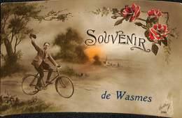 025 966- CPA - Belgique - Souvenir De Wasmes - Other