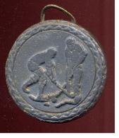 Ancienne Médaille De Hocket. - Hockey - NHL