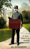 025 970- CPA - Belgique - Je Vous Apporte De Bonnes Nouvelles De Jemappes - Autres
