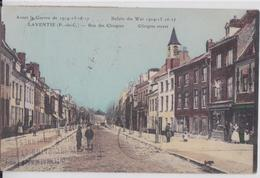 LAVENTIE - Rue Des Clinques Colorisée - Laventie