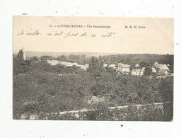 Cp, 78, LOUVECIENNES ,  Vue Panoramique ,  écrite 1915 - Louveciennes