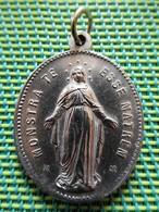 Religious Medal - Congregation Des Enfants De Marie - Religion & Esotérisme