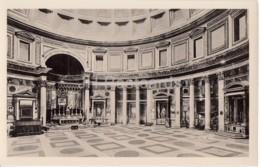 Roma - Rome - Pantheon - Interno - Interior - 4514-13 - Old Postcard - Italy - Unused - Panthéon