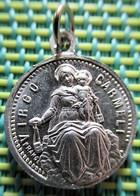 Religious Medal - Vigo Carmeli - Jesus Christus - Religion & Esotérisme