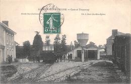 ¤¤   -   SAINTE-MERE-EGLISE   -  Gare Et Tramway      -  ¤¤ - Sainte Mère Eglise