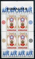 Gibraltar Mi# Block 2 Postfrisch/MNH - American Bicentenial - Gibraltar
