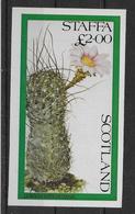 Thème Cactus - Staffa - Neufs ** Sans Charnière - TB - Sukkulenten