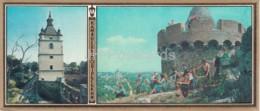 Kamianets-Podilskyi - Armenian Bell Tower - Making Sketches - Painting - Ukraine USSR - Unused - Ukraine