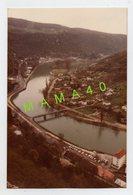 PHOTO - VUE PAR AVION DE LYON EN 1983 - Places