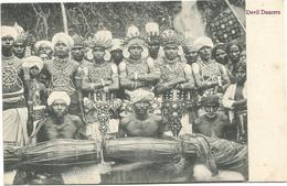 SRI LANKA - CEYLAN - CEYLON - DEVIL DANCERS - DANSEURS DU DIABLE - PRECUSEUR - Sri Lanka (Ceylon)