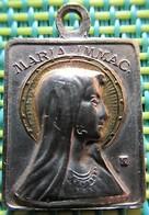 Religious Medal - MARIA IMMAC. - Lourdes - Religion & Esotérisme