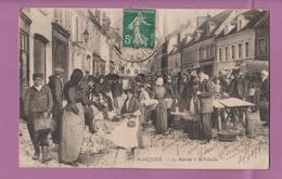 MARQUISE        Le Marché De La Volaille       62 - Marquise