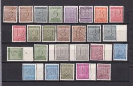 West-Sachsen - 1945/46 - Sammlung - Ungebr./Postfrisch/Gest. - Sowjetische Zone (SBZ)