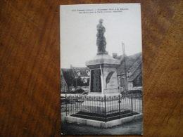 Lussat Monument - Other Municipalities