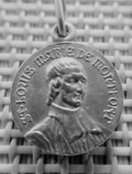 Religious Medal - St Louis Marie De Montfort - Religion & Esotérisme